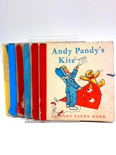 Collection of Six Andy Pandy Books by Maria Bird