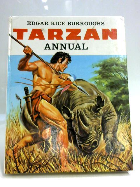 Tarzan Annual 1967 by Edgar Rice Burroughs