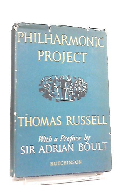 Philharmonic Project By Thomas Russell