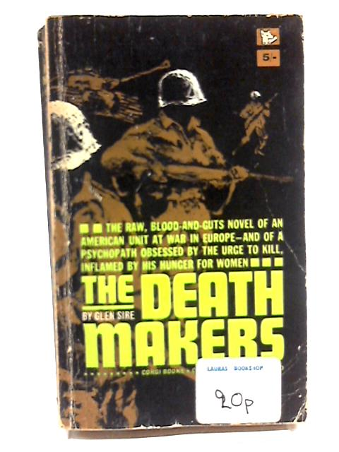 The Death Makers by Sire,Glen