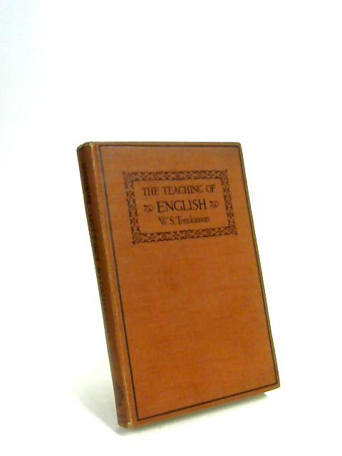 The Teaching of English By W. S. Tomkinson