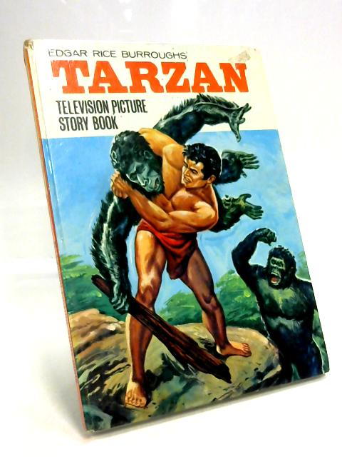 Edgar Rice Burroughs' Tarzan Television Picture Story Book by Western Publishing