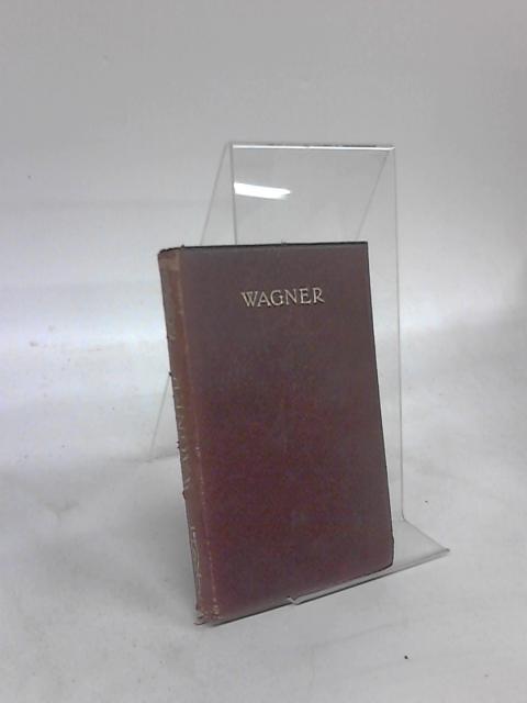 Wagner by John F. Runciman