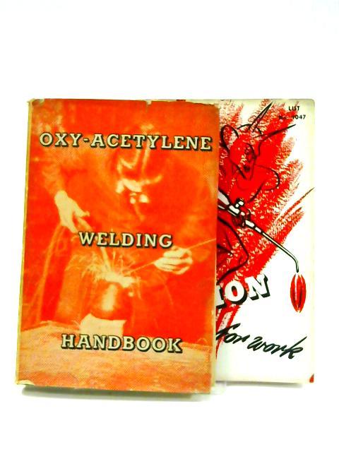 Oxy-Acetylene Welding Handbook by Anon