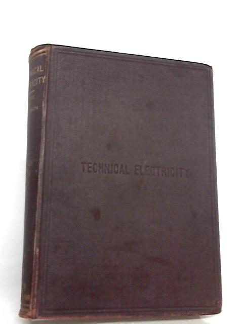 Technical Electricity By Davidge, H.T.