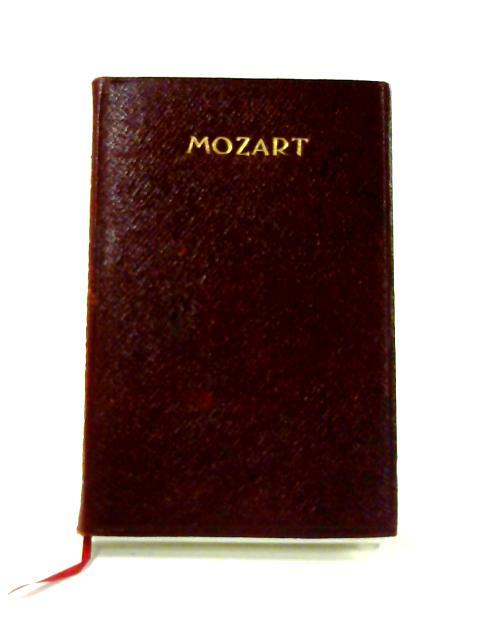 Mozart by Ebenezer Prout