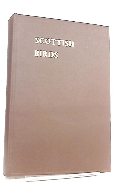 Scottish Birds, The Journal of the Scottish Ornithologists' Club, Volume 2 by Ed. A.T Macmillan