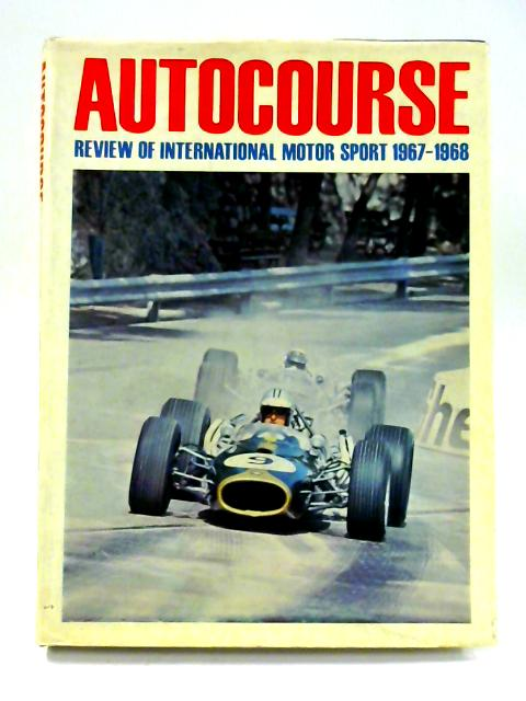 Autocourse 1967-1968 by David Phipps (ed)