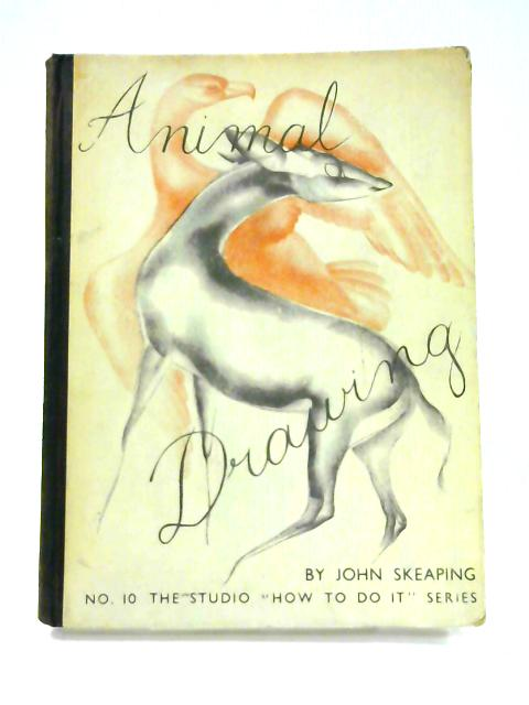 Animal Drawing by John Skeaping