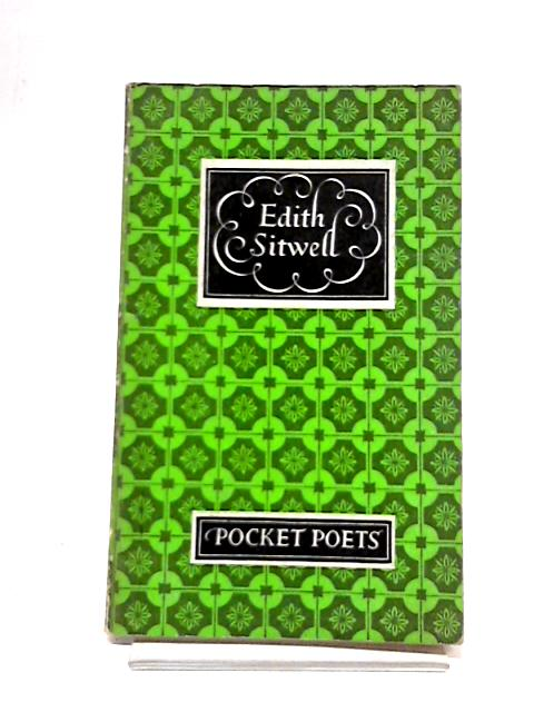 Edith Sitwell. The Pocket Poets by Sitwell, Edith