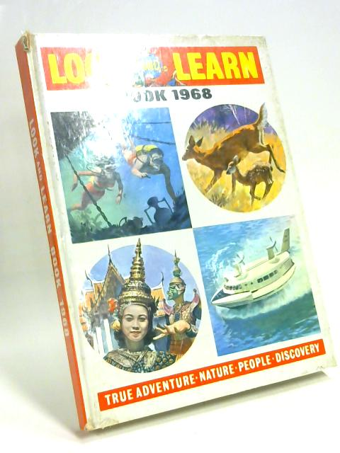 Look and Learn Book 1968 By Anon