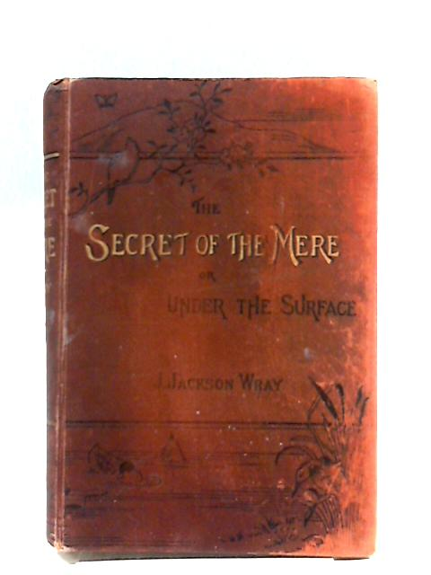 The Secret Of The Mere or Under The Surface By J. Jackson Wray