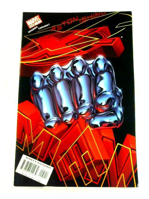 Astonishing X-Men: No. 5 By Joss Whedon