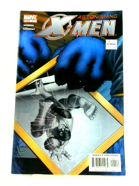 Astonishing X-Men: No. 4 By Joss Whedon