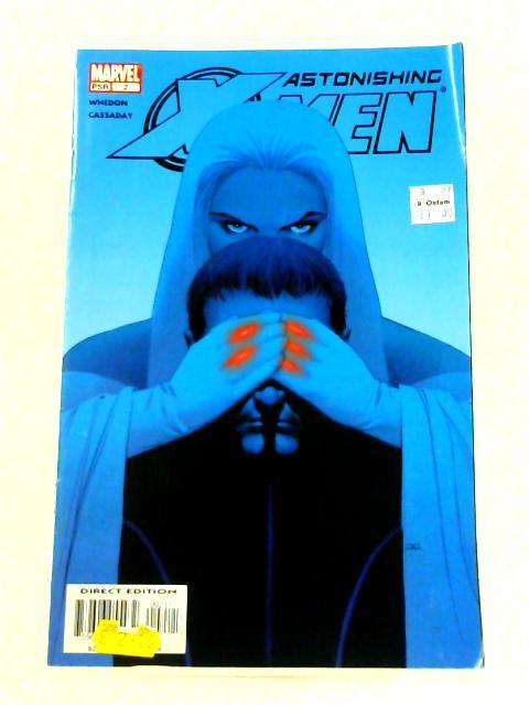 Astonishing X-Men: No. 2 By Joss Whedon