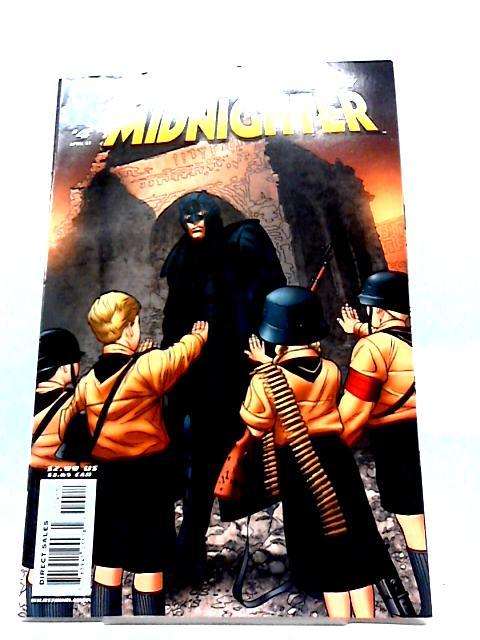 Midnighter Issue 4 (Midnighter Issue 4) By Garth Ennis