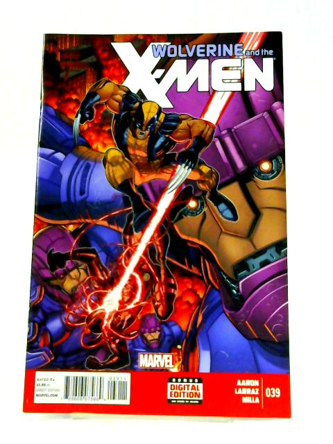 Wolverine an the X-Men: No. 39 By Jason Aaron