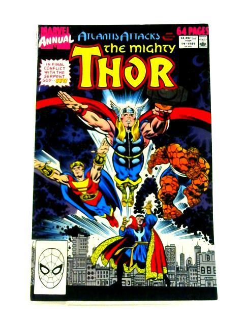 Thor Anual: No. 14 By Roy Thomas