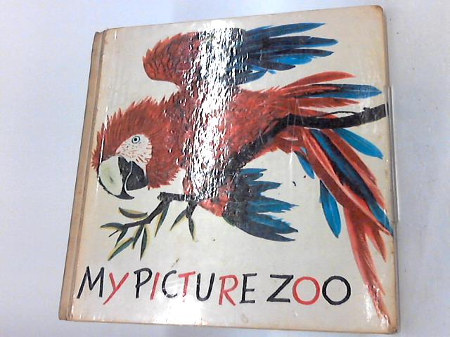 My Picture Zoo By Konner, Alfred