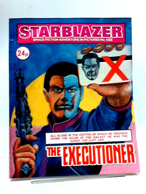 Starblazer No. 165 The Executioner By Unknown