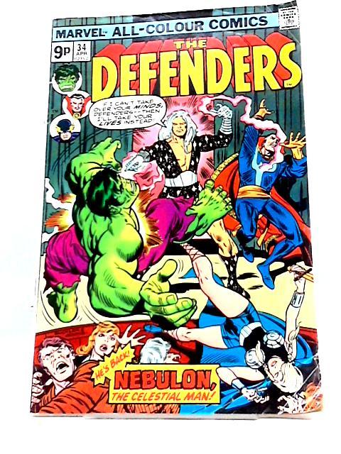 The Defenders 34 By Gerber