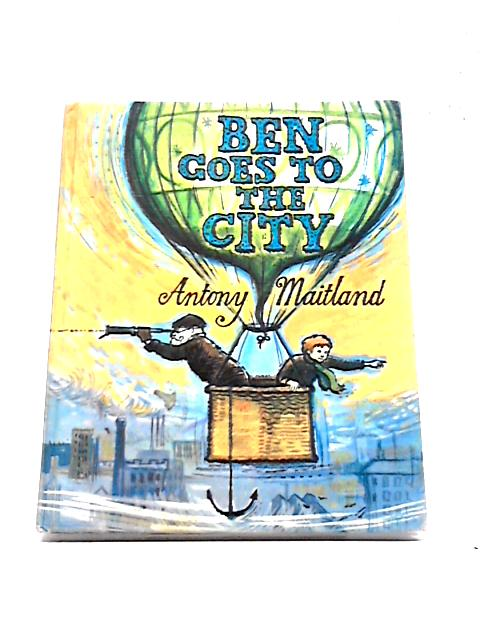 Ben Goesto The City By A Maitland