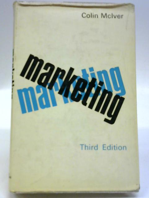 Marketing by Colin McIver
