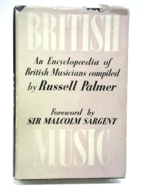 British Music By Russell Palmer