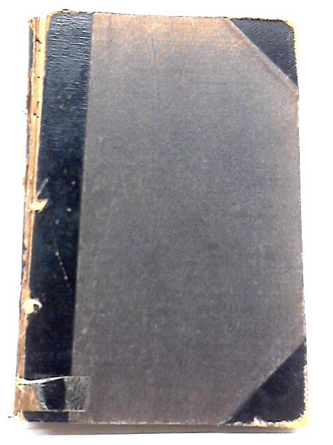 The Preacher Analyst Volume V By Edited by Rev. J. J. S. Bird