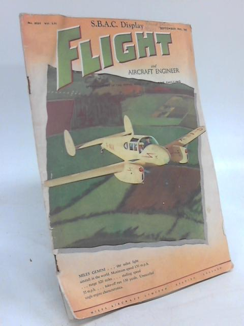 Flight and Aircraft Engineer September 1947 By G Geoffrey Smith