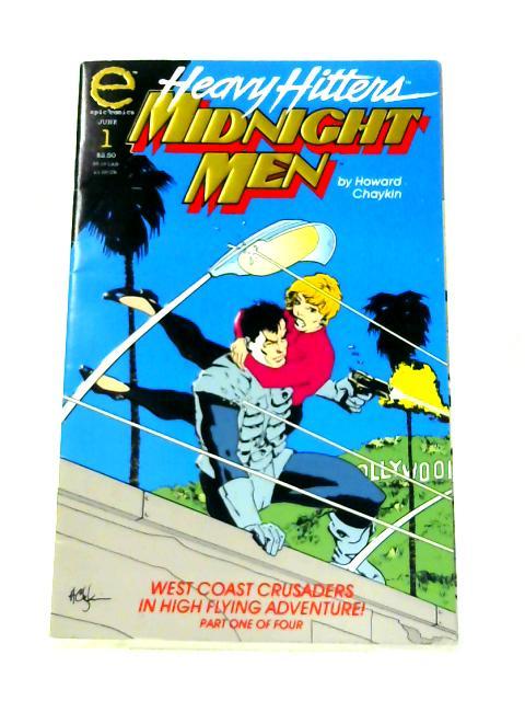 Midnight Men: No. 1 By Howard Chaykin