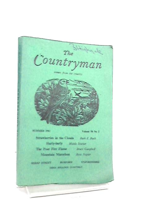 The Countryman - Summer 1961 Vol 58 No 2 By Various