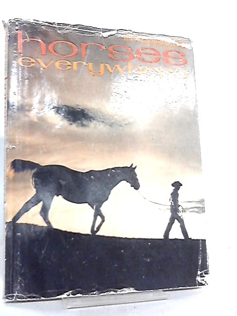 Introducing Horses Everywhere By Patricia Coleby