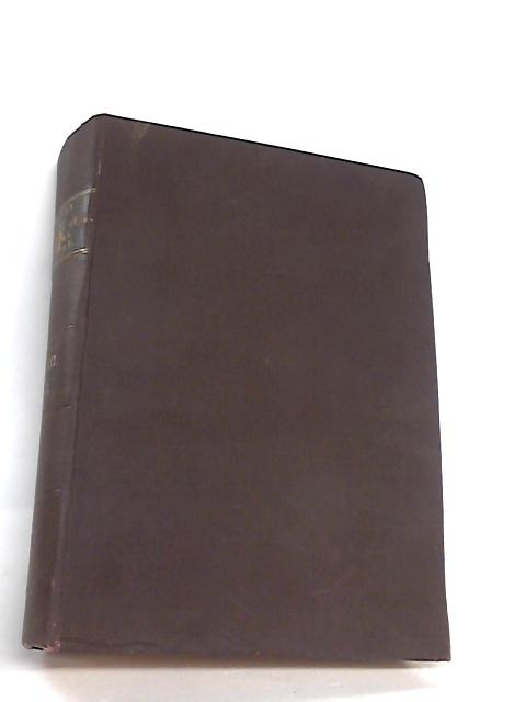 The Journal Of The Society Of Chemical Industry. A Monthly Record. Vol 12, 1893. By Smith, Watson [Ed]