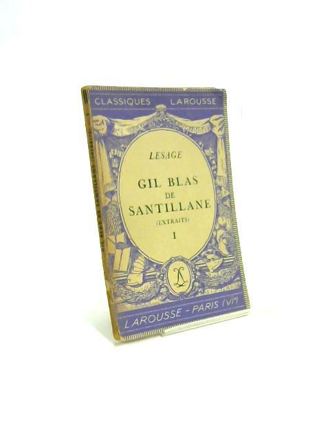 Lesage Histoire of Gil Blas De Santillana By Felix Guirand