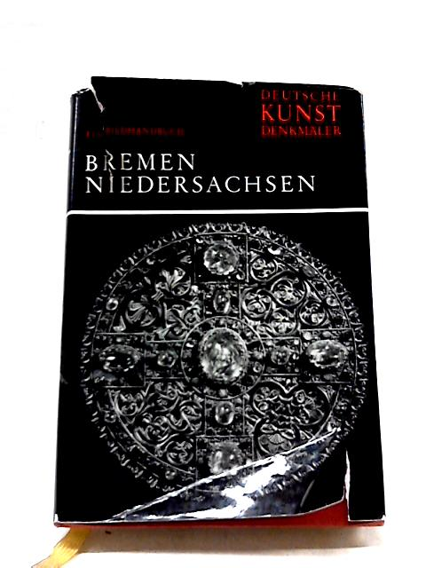 Deutsche Kunstdenkmaler ein Bildhandbuch By Bremen Niedersachsen