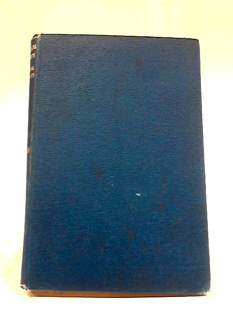 Annual Reports on the Progress of Chemistry for 1921 Vol XVIII by The Chemical Society