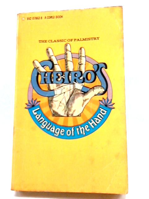 Language of The Hand By Cheiro's