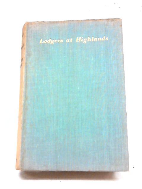 Lodgers at Highlands By Elizabeth Tarrant