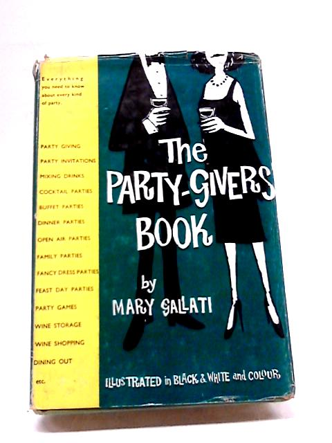 The Party Givers Book By Mary Gallati