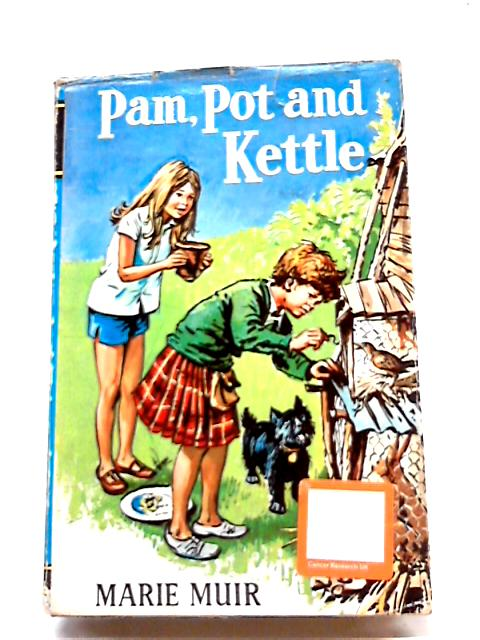 Pam, Pot and Kettle by Marie Muir