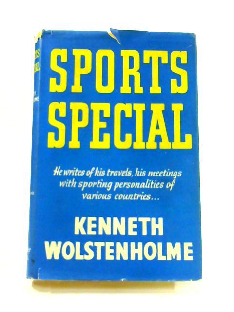 Sport Special by Kenneth Wolstenholme