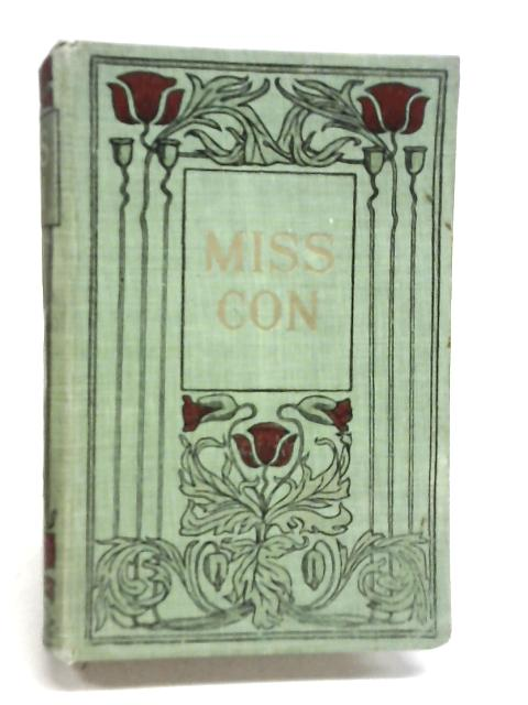 Miss Con by Agnes Giberne