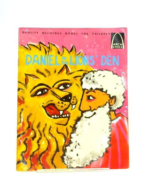Daniel in the Lion's Den by Jane Latourette