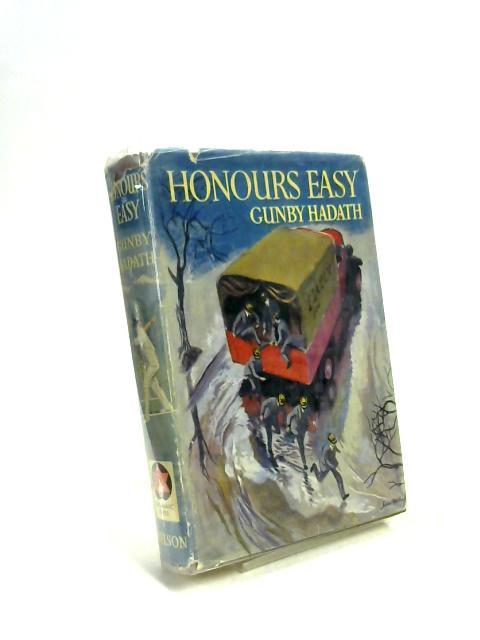 Honours Easy By Hadath Gunby