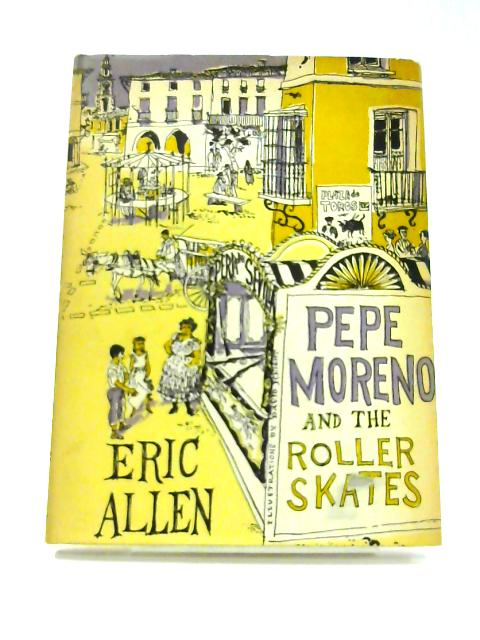 Pepe Moreno and Roller Skates by Eric Allen