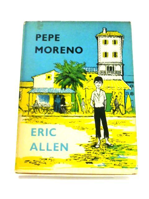 Pepe Moreno by Eric Allen