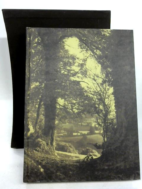 The Making Of The English Landscape (Folio Society) by W G Hoskins
