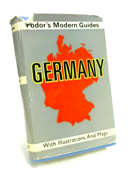 Fodor's Modern Guides: Germany by Eugene Fodor