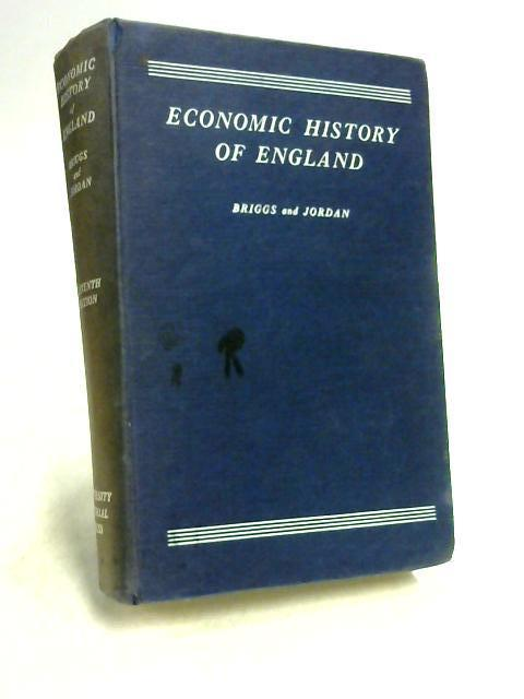 Economic History of England By Milton Briggs